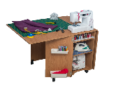 COMFORT 9 Sewing machine and overlocker table