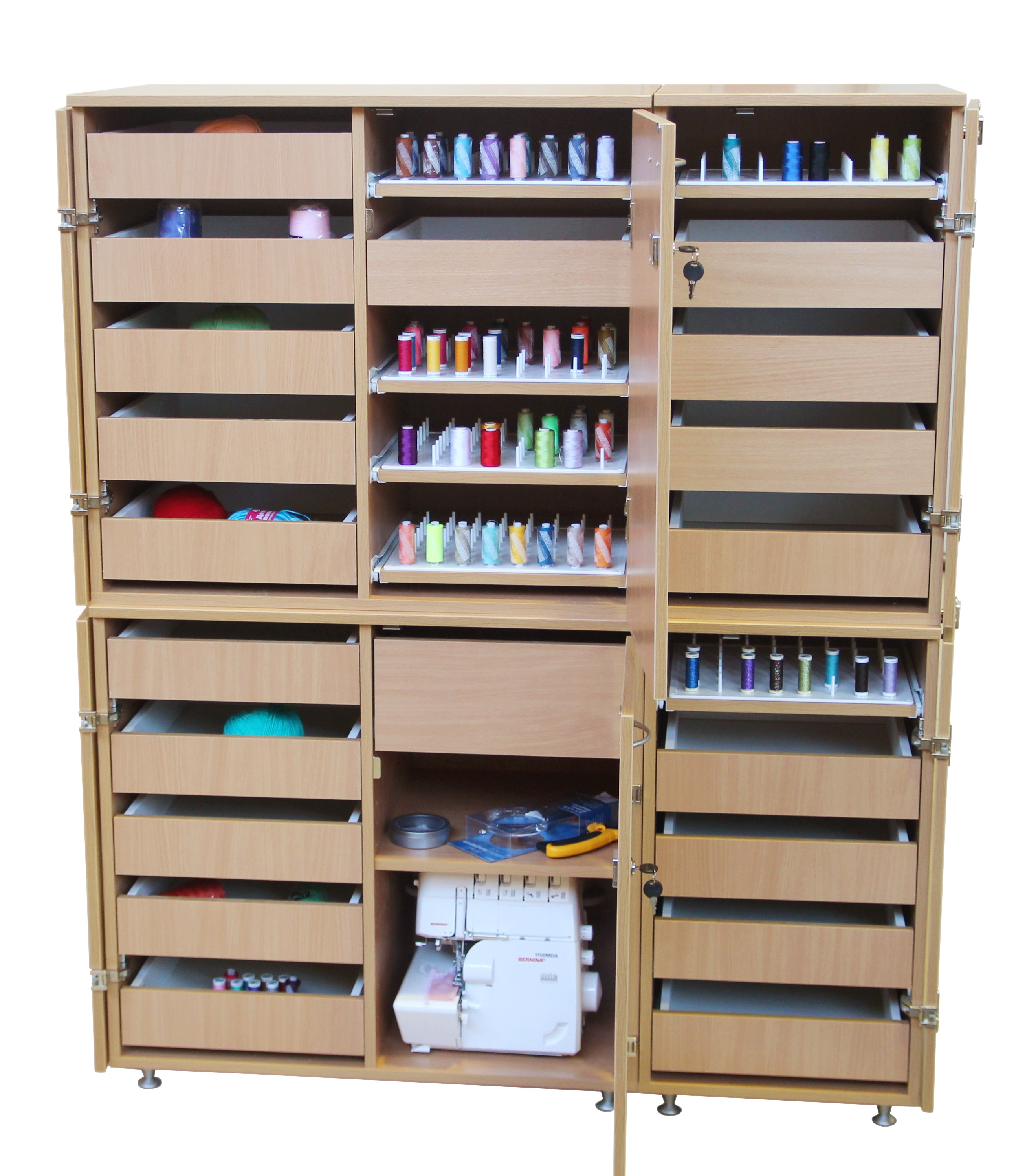 Comfort 1 1md Sewing Storage Unit