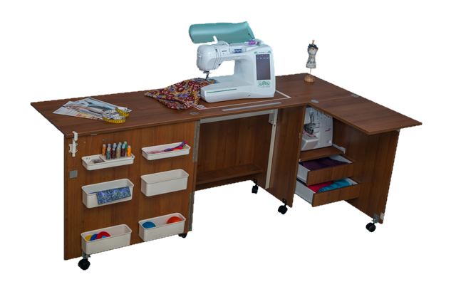 Sewing Tables, Craft Tables, Cabinets And Desks
